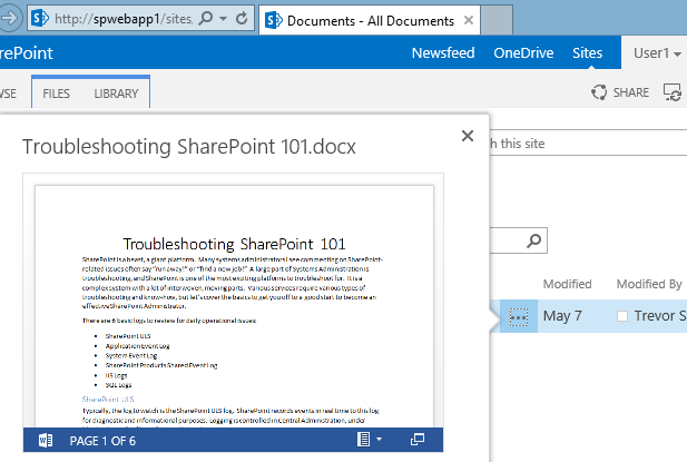 The Dangers of AllowHttp for SharePoint · The SharePoint Farm